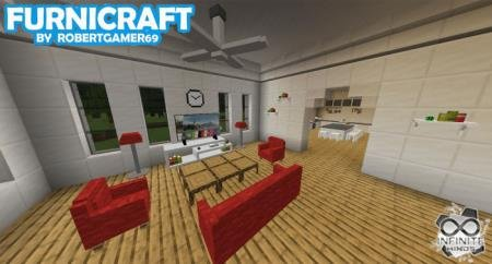 furniture in minecraft