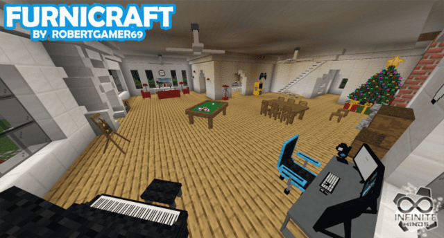 Funicraft Basic Furniture