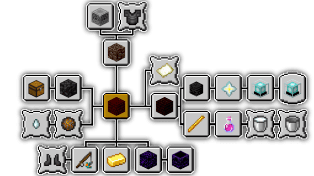 "Block of achievements ""Lower World"""