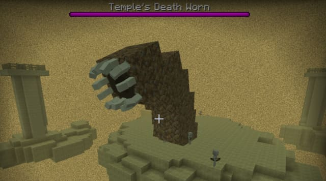 Deadly Temple Worm